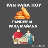Reposted from @atopedevida PAN…y azúcar, galletas, harinas, cereales, refrescos, zumos, bollería...Si comes esto hoy, PANDEMIA PARA MAÑANA. . .✅De obesidad. . .✅De inflamación crónica . .✅De diabetes . .✅De hipertensión . .✅De enfermedades cardiovasculares . .✅De problemas digestivos . .✅De Alzheimer . .✅De cáncer .SIGUEN SIN HABLAR A LA POBLACIÓN DE FORTALECER SU SISTEMA INMUNE para hacer frente a las ENFERMEDADES CRÓNICAS … y también a LOS VIRUS actuales.NINGÚN MEDIO.La gente ve mucha TV. Esto es una realidad, nos guste o no. Y es el medio perfecto para invitar a médicos, nutricionistas, científicos, profesionales del deporte, psicólogos, etc. Los que haga falta.Para INFORMAR y PREVENIR. Y para REVERTIR muchas enfermedades crónicas provocadas por la ALIMENTACIÓN y los HÁBITOS DE VIDA.QUE INFORMEN y que le digan a la gente día tras día y CONVENCIENDO CON ARGUMENTOS que… . .✅DEJEN DE COMER COMIDA BASURA y productos procesados.DEBERÍAN PROHIBIR LA PUBLICIDAD DE ESTOS PRODUCTOS QUE ENFERMAN (como hicieron con el tabaco y el alcohol) . . .✅COMAN COMIDA REAL, materias primas. . .✅ELIMINEN EL AZÚCAR, que es una DROGA TÓXICA . .✅DEJEN DE COMER CADA 2 HORAS. . .✅TOMEN EL SOL un ratito al día para obtener Vitamina D . .✅Hagan ACTIVIDAD FÍSICA . .✅DESCANSEN y duerman adecuadamente . .✅CUIDEN EL ESTRÉS, que agota al sistema inmune . .✅Y que si pueden se suplementen con Vitamina C, Zinc y Selenio, como recomienda el @drchial .ASÍ FRENAMOS ESTA PANDEMIA DE ENFERMOS Y OBESOS. Y los médicos y el personal sanitario tendrían que atender a menos enfermos.Y FRENAMOS EL AVANCE DE ESTA OTRA PANDEMIA: la de los virus. Porque quizá tengamos que APRENDER A VIVIR CON ESTE VIRUS durante mucho tiempo.Así que lo lógico es que nos esforcemos en OPTIMIZAR LA SALUD.Como no puedes dejar de respirar, no puedes esconderte de este virus. Así que DEPENDES DE TU SISTEMA INMUNE.LA ALIMENTACIÓN Y LOS HÁBITOS DE VIDA SON CLAVE. Este es el resumen. . .✅Dieta cetogénica . .✅Ayuno intermitente min 16 h. . .