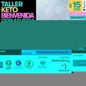Reposted from @ketocahoy Nuevo taller online junto a @ketoclub_cl. Haremos un increíble menu primaveral y estaremos junto a Barbara Álamo resolviendo todas sus dudas de este estilo de vida. No se lo pierdan! Miercoles 14 Octubre 19:30 hora Chile Inscripción en www.ketocahoy.com Valor 12.000 o 15usd (pago vía transferencia o paypal) Los esperamos!!! #keto #ketocahoy #ketotaller #ketogenicdiet #lowcarb #ketoclub #lchf